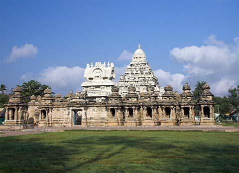 Kailashanathar Temple