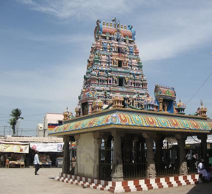 Sri Kottam Sri Kumara Kottam Temple is