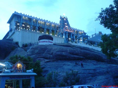 vellore golden temple at night. Vellore Golden Temple,